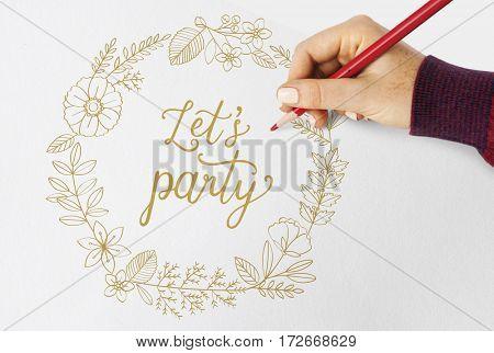 Celebration Party Festival Graphic Design Icon