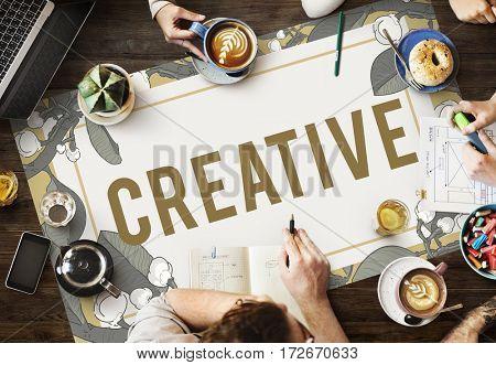 Creative Ideas Imagination Inspiration Leaf Nature Concept