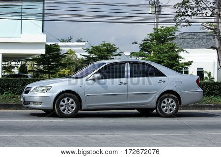 Private Car, Toyota Camry