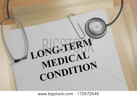Long-term Medical Condition Concept