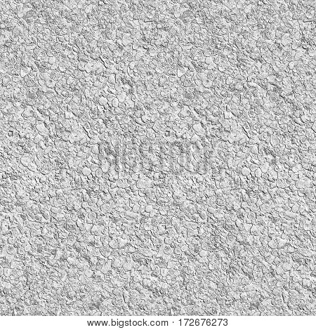 Sand And Stones Gray Colorless Seamless Texture Background