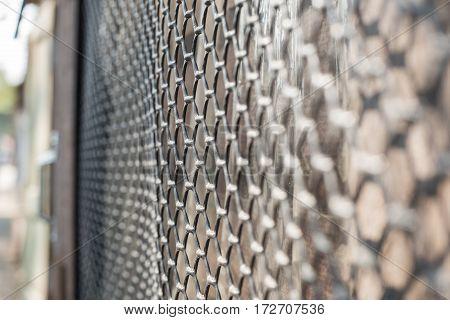 plastic net, Patterns of plastic mesh, net