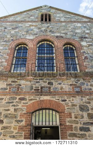 Back Upper Portion Of The New Building, Adelaide Gaol