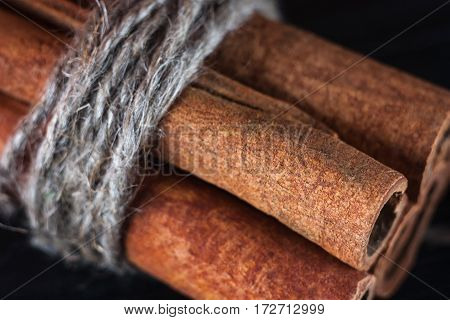 Cinnamon Sticks Mulled Wine