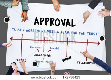 Approval Arrangement Union Terms Time Line