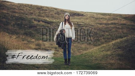 Inspired Freedom Outdoors Explore Word