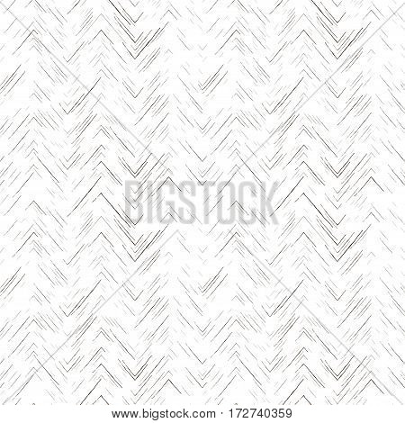 vector seamless pattern in black and white for print and web