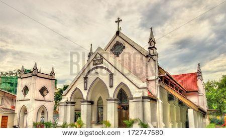 Zion Lutheran Church in Kuala Lumpur - Malaysia