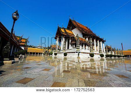 Wat Suthat In Bangkok