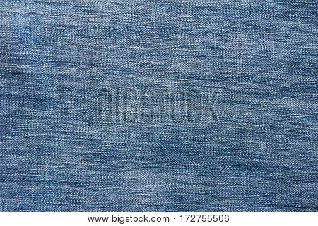 Abstract bue denim jean pattern texture background