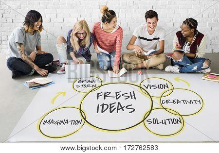Inspiration Entrepreneur Fresh Ideas
