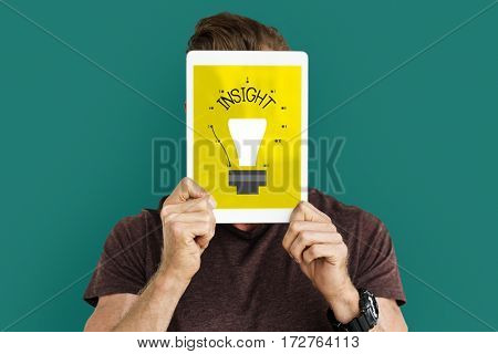 Be Creative Insight Vision Icon