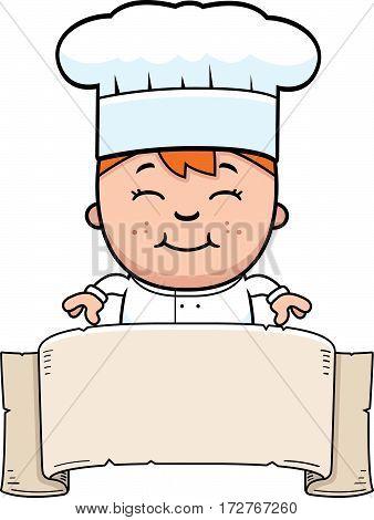 Child Chef Banner