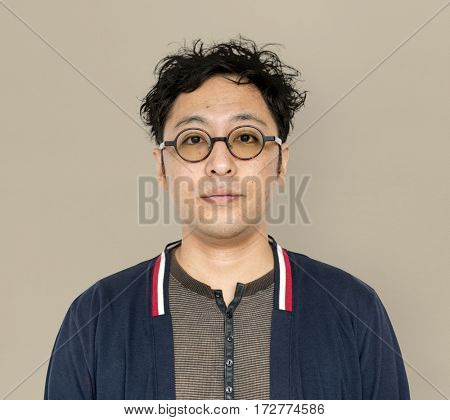 Asian Portrait Photo Standing Adult
