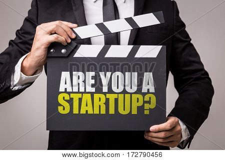Are You a Startup?