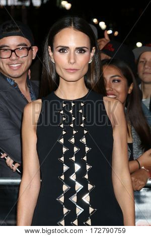 LOS ANGELES - JAN 19:  Jordana Brewster at the
