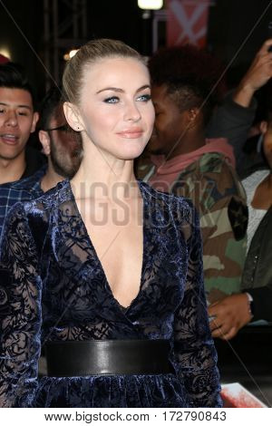 LOS ANGELES - JAN 19:  Julianne Hough at the