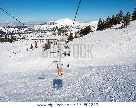 Kalavrita Ski Center