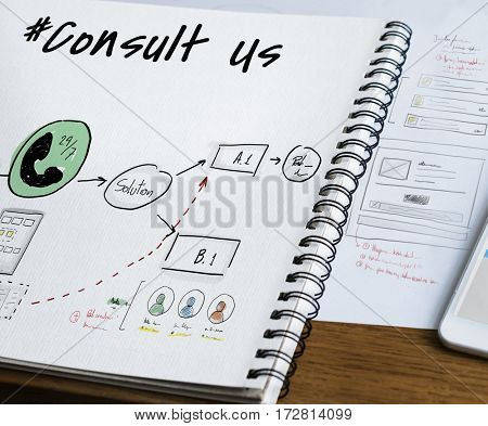Customer Service Consult Us Icon