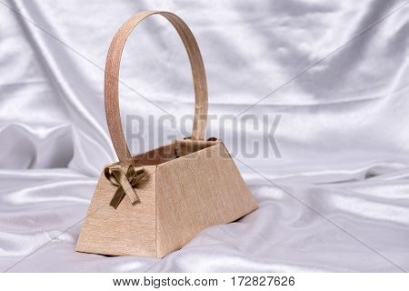 Paper Box For Flower Arrangement For Romantic Wedding