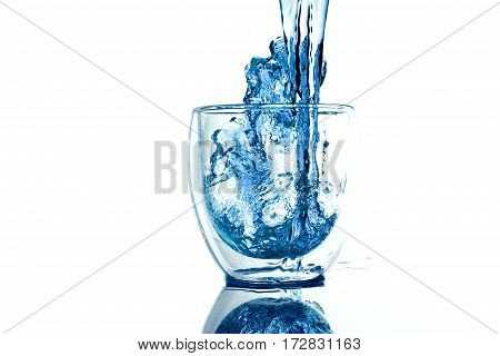 Drinking water / A drink or beverage is a liquid intended for human consumption