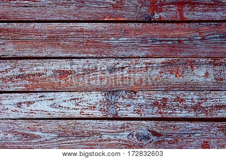 Wood Texture Background with natural pattern, dark purple color. Horizontal