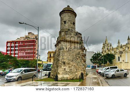 Havana City Wall