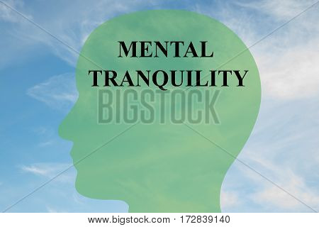 Mental Tranquility Concept