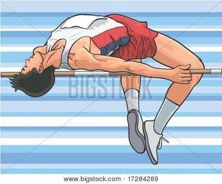 Sport-Illustration