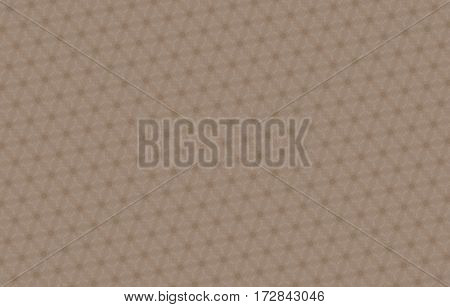 Abstract Brown Pattern