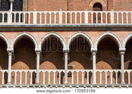 The Basilica of Saint Anthony of Padua. Italy