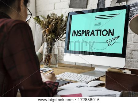 Inspiration Paper Plane Creative Imagination