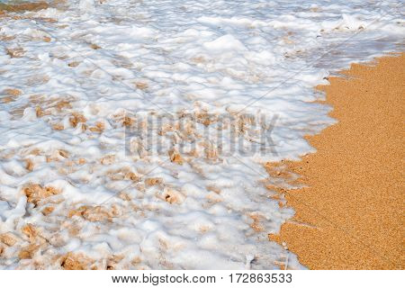 Luxury vacation on the ocean coastline and tropical beach