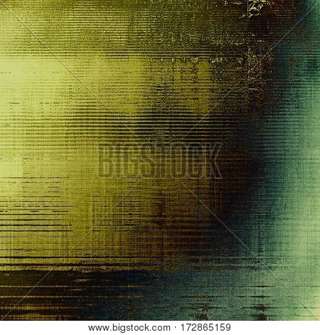 Old Texture or Background. With different color patterns: yellow (beige); brown; gray; blue; cyan