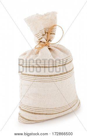 canvas sack