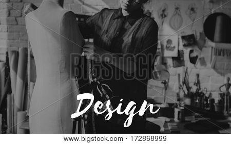 Design Fashion Creative Style Word