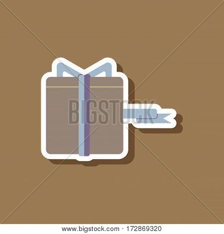 fashion patch , sale sticker gift box Black Friday surprise