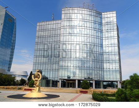 Qafqaz Hotel Business Center In Baku