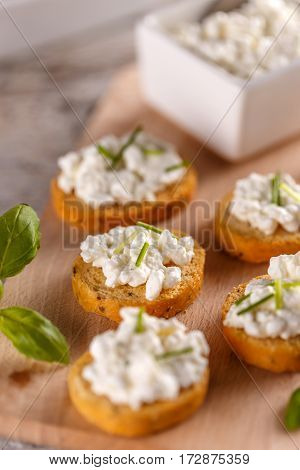 Appetizers With Cottage Cheese