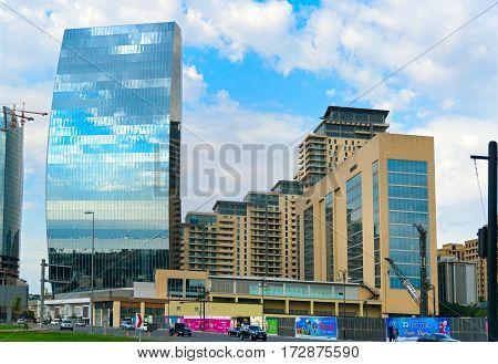 Port Baku Towers