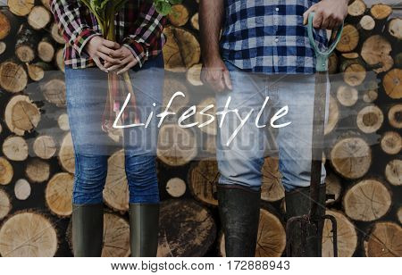 People Lifestyle Concept