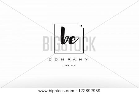 Bd B D Hand Writing Letter Company Logo Icon Design