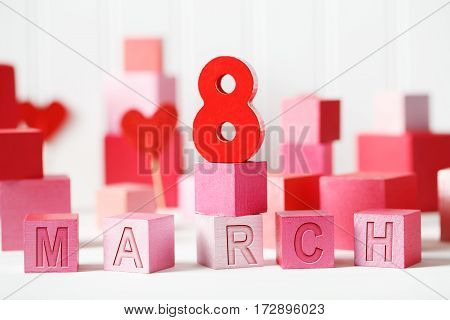 Women's Day - March 8