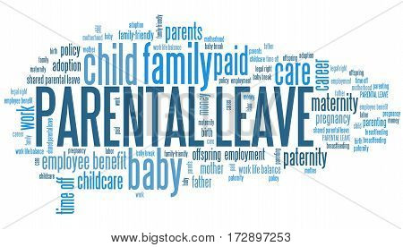 Parental Leave Words