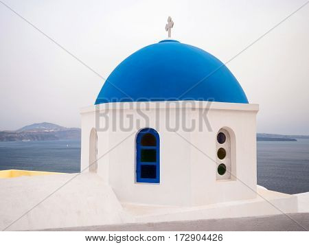 Traditional Church Roof Top
