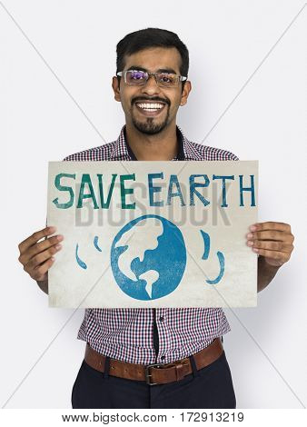 Save Earth Ecology Global Warning