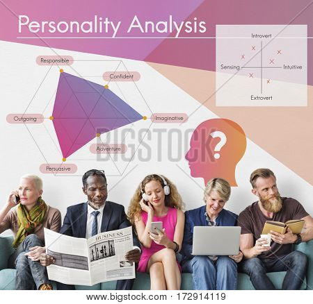 Personal Analysis Graph Table Group