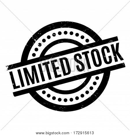 Limited Stock rubber stamp. Grunge design with dust scratches. Effects can be easily removed for a clean, crisp look. Color is easily changed.