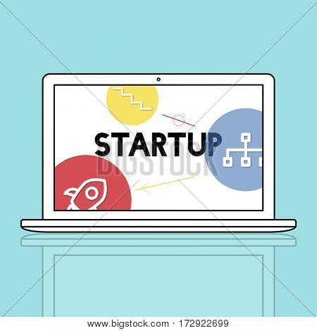 Start Up Business Development Investment Technology