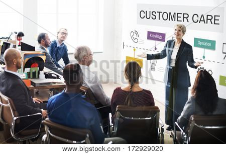 Customer Care Service Operation Direction